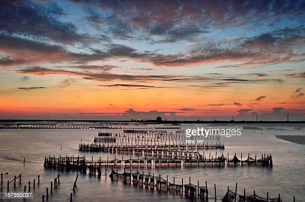 Tainan Cigu Sunset