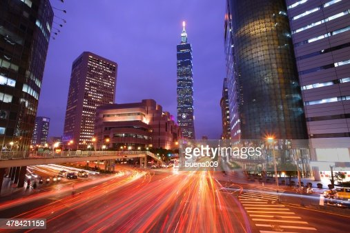 Taipei night scenes