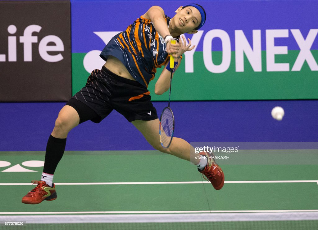 Hong Kong Open badminton tournament