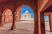 Taj Mahal agra india Landmark