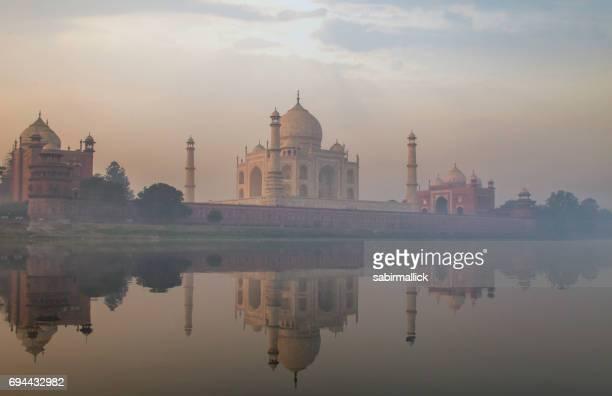Taj Mahal Agra, India.