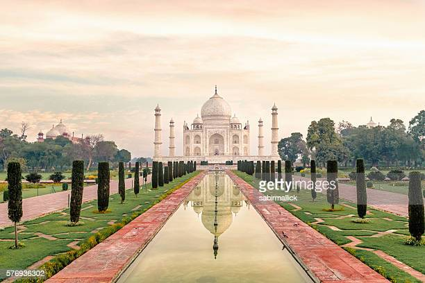 Taj Mahal, Agra-India