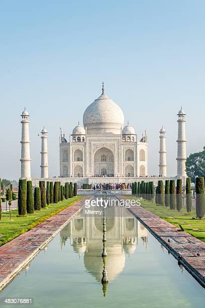 Taj Mahal Monument Agra, India
