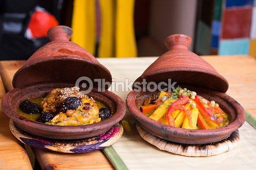 tajine traditionnel marocain plat photo thinkstock. Black Bedroom Furniture Sets. Home Design Ideas