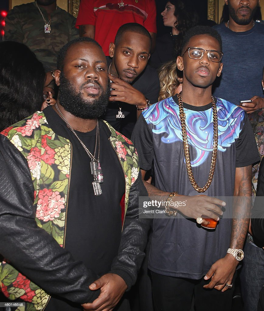 Nice Tak Mr Rugs And Fabolous Attend The Beats By Dre After Party At At Dream  Nightclub