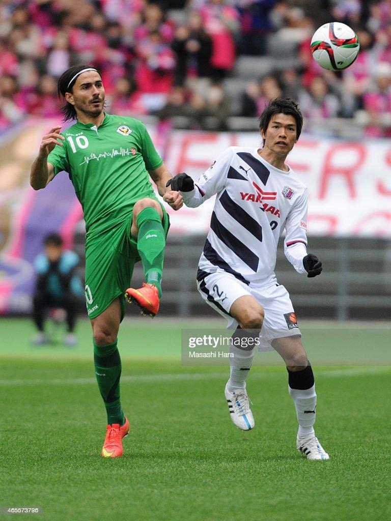Tokyo Verdy v Cerezo Osaka - J.League 2 2015