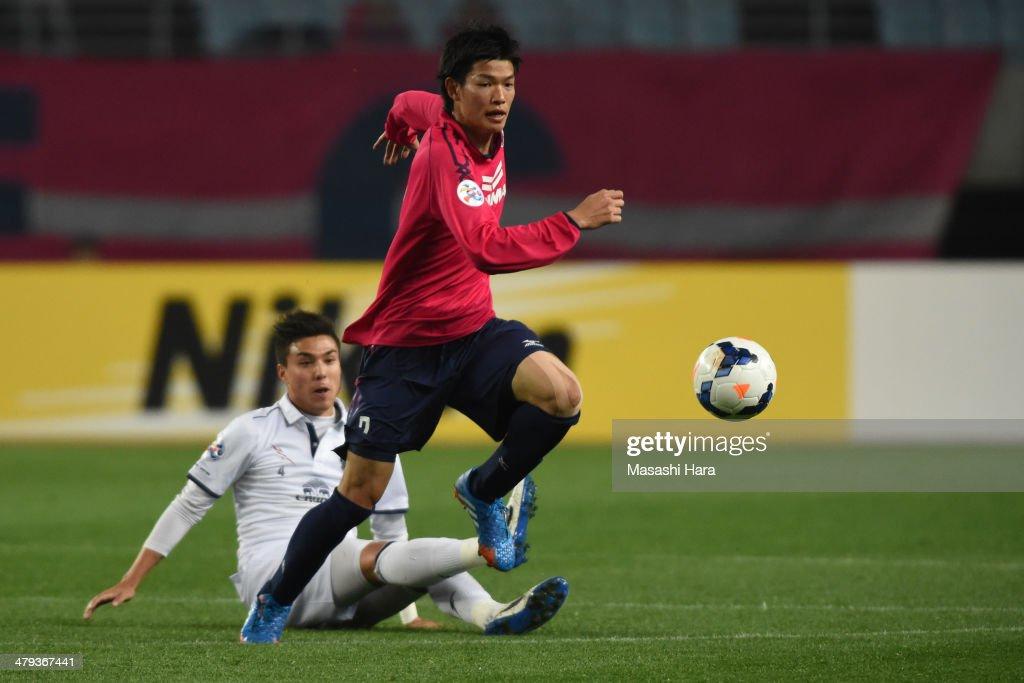 AFC ACL - Cerezo Osaka v Buriram United