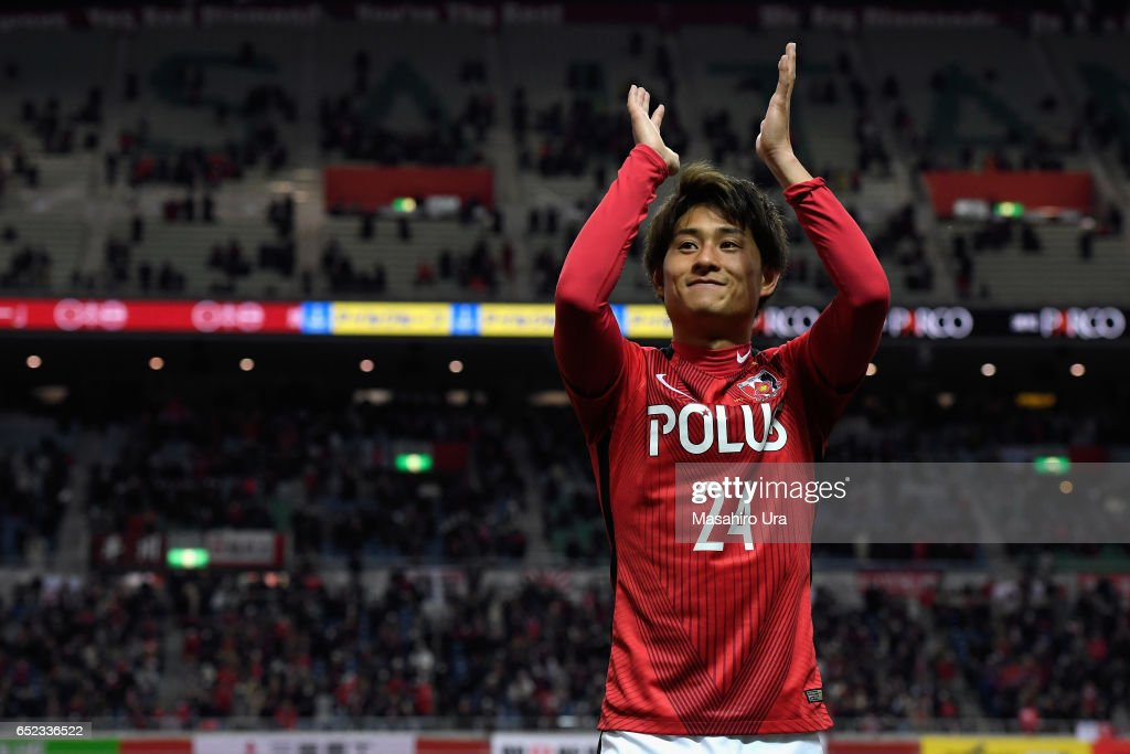 Urawa Red Diamonds v Ventforet Kofu - J.League J1