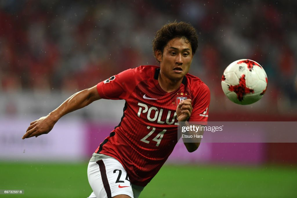 Urawa Red Diamonds v Jubilo Iwata - J.League J1