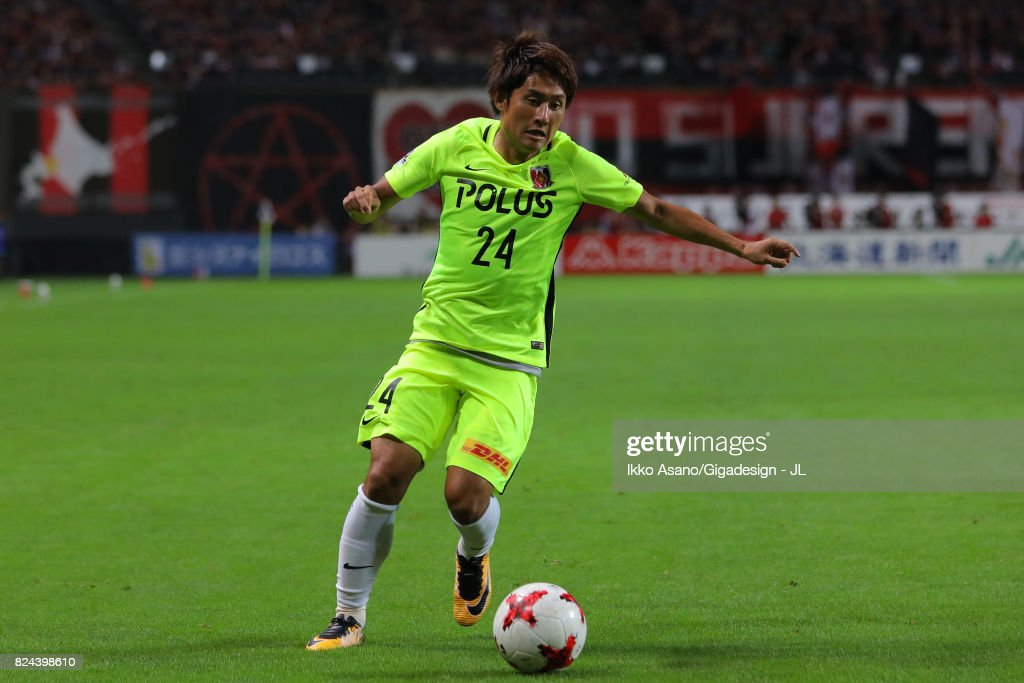 Consadole Sapporo v Urawa Red Diamonds - J.League J1