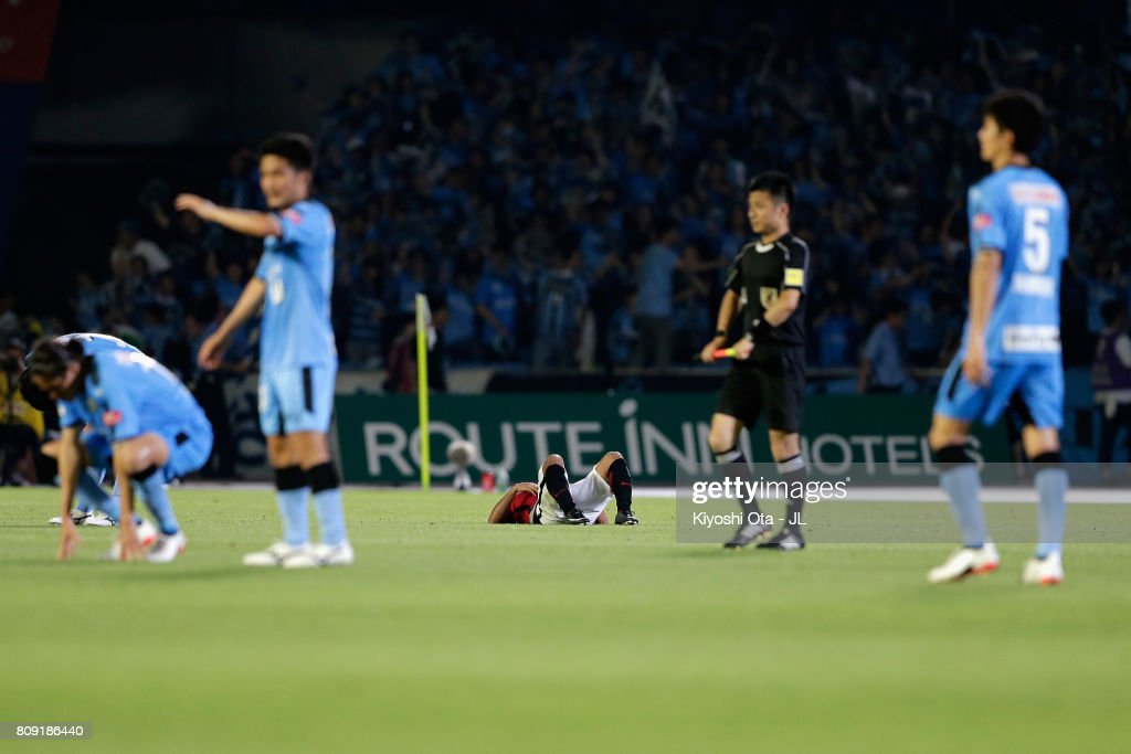 Kawasaki Frontale v Urawa Red Diamonds - J.League J1