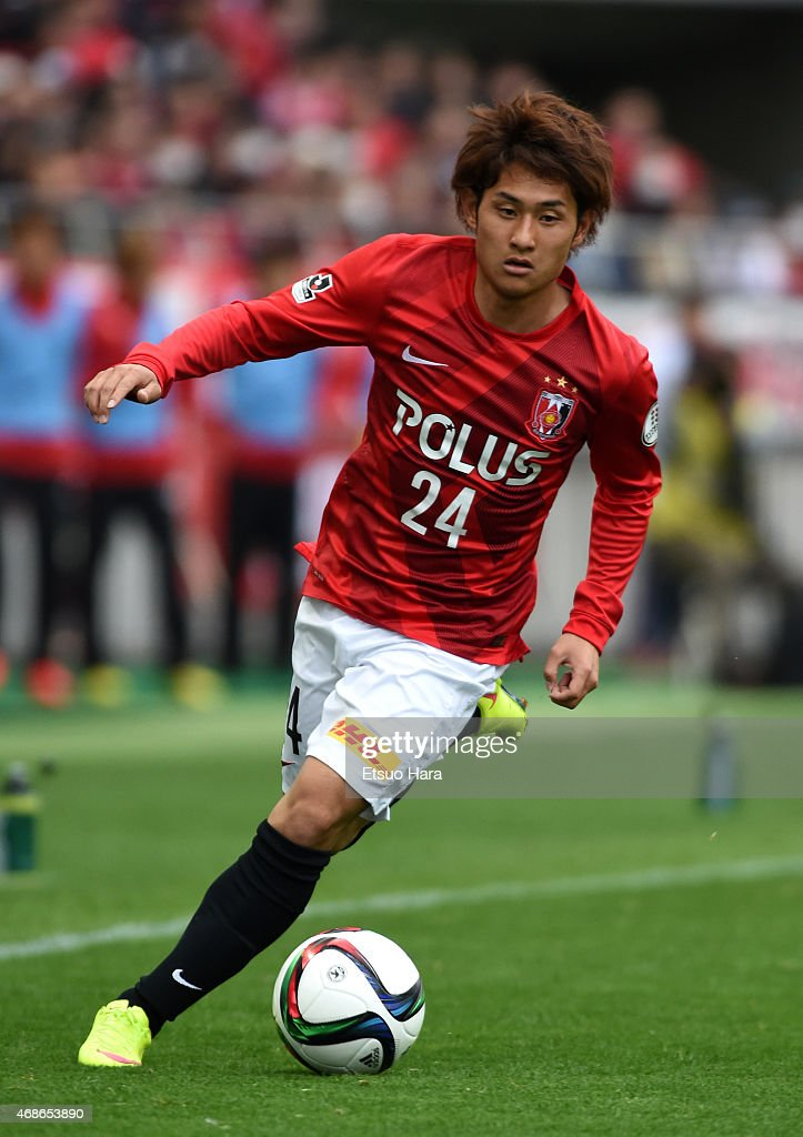 Urawa Red Diamonds v Matsumoto Yamaga - J.League 2015