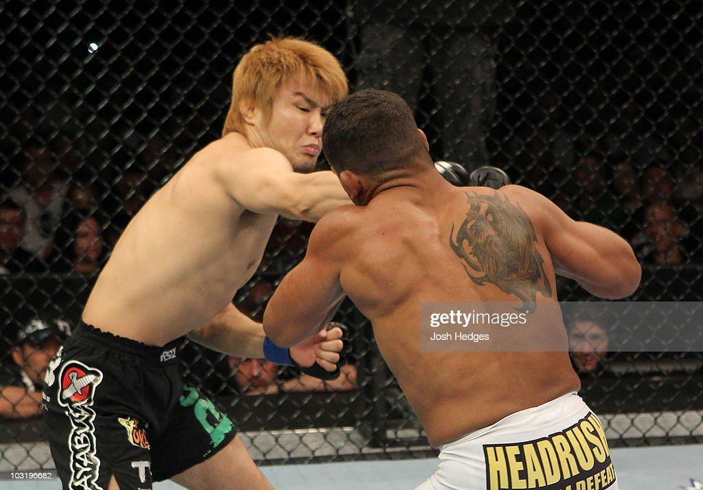 UFC on Versus:  Jones v Matyushenko