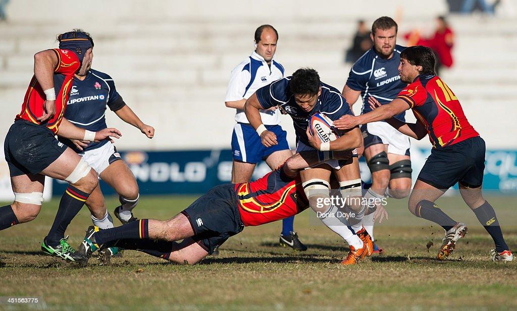 Spain v Japan - International Match