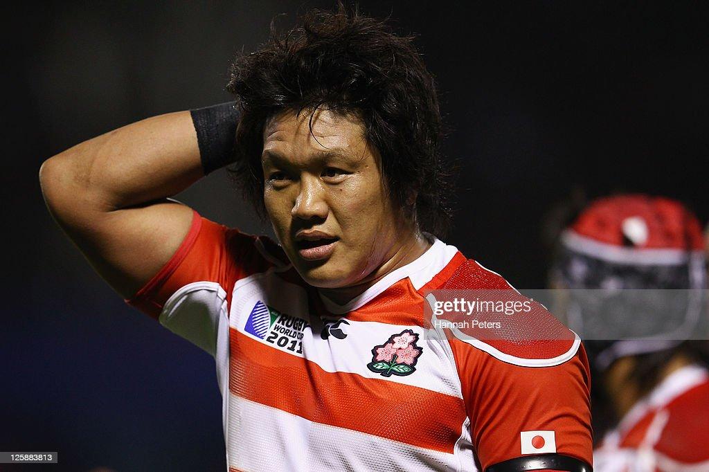 Tonga v Japan - IRB RWC 2011 Match 21