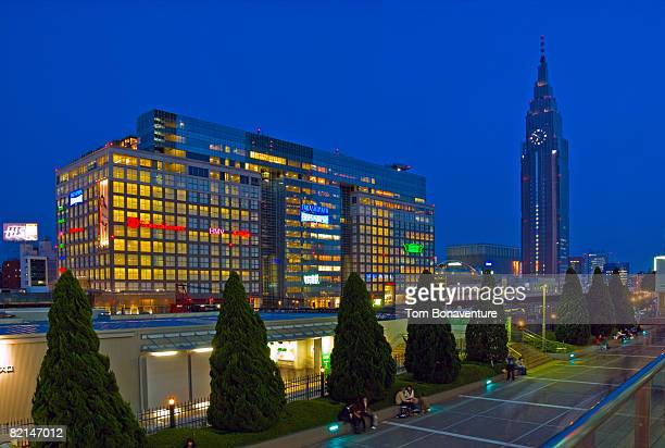 Takashimaya center and Shinjuku Southern Terrace