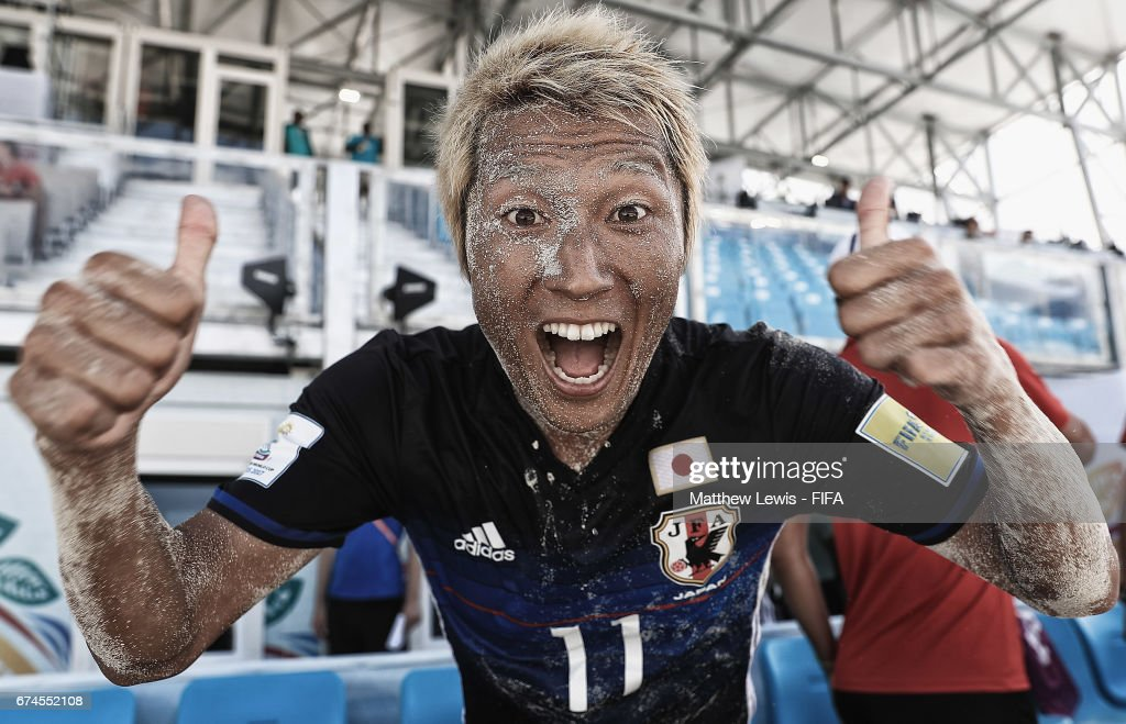 Japan v Poland - FIFA Beach Soccer World Cup Bahamas 2017