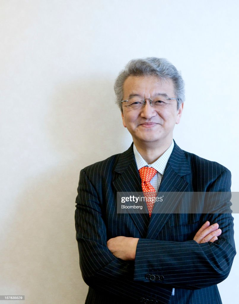 Takatoshi Ito, dean of the University of Tokyo's graduate school of public policy, poses for a photograph after an interview in Tokyo, Japan, on Thursday, Dec. 6, 2012. The Bank of Japan has failed to end more than a decade of deflation by being too cautious, said Ito, a former finance ministry official who is a contender to become the central bank's next governor. Photographer: Tomohiro Ohsumi/Bloomberg via Getty Images