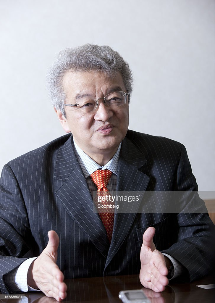 Takatoshi Ito, dean of the University of Tokyo's graduate school of public policy, speaks during an interview in Tokyo, Japan, on Thursday, Dec. 6, 2012. The Bank of Japan has failed to end more than a decade of deflation by being too cautious, said Ito, a former finance ministry official who is a contender to become the central bank's next governor. Photographer: Tomohiro Ohsumi/Bloomberg via Getty Images