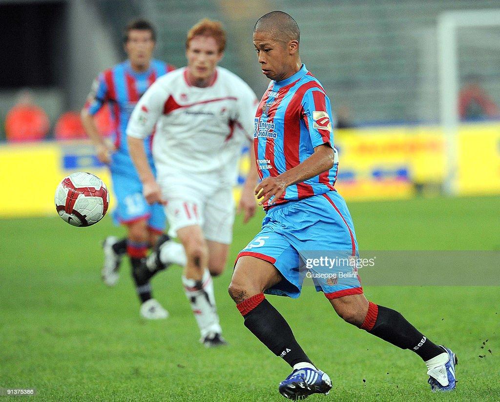 AS Bari v Catania Calcio - Serie A
