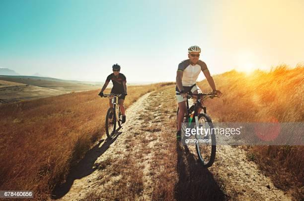 Take biking to a whole new level