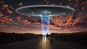 UFO, space aliens, alien abduction