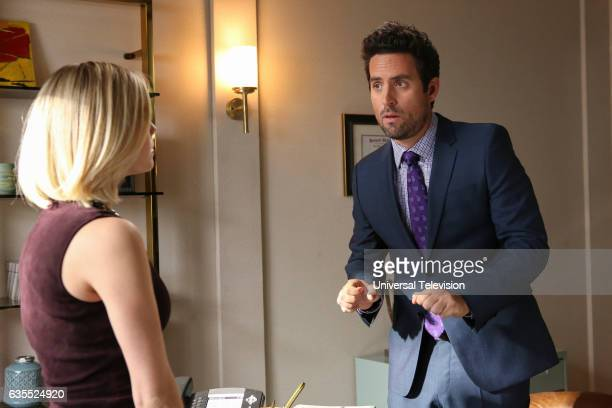 PROJECT 'Take My ExWife Please' Episode 510 Pictured Rebecca Rittenhouse as Anna Ed Weeks as Jeremy Reed