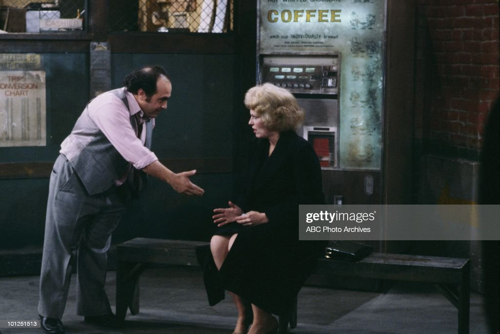TAXI -; Take My Ex-Wife, Please; which aired on February 18; 1982. (Photo by ABC Photo Archives/ABC via Getty Images); DANNY