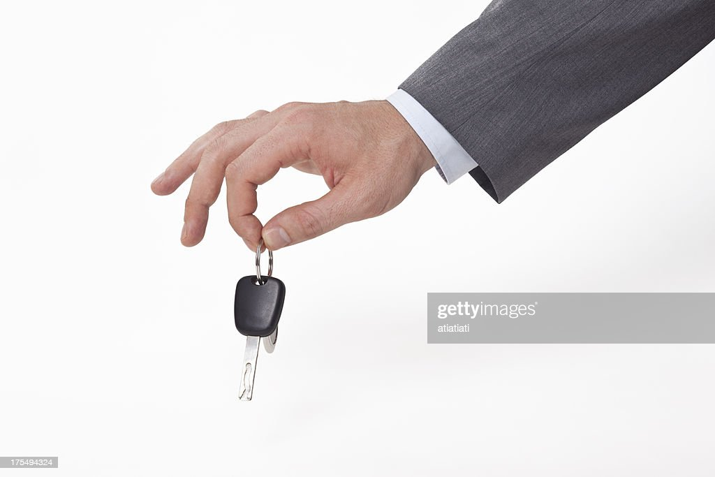 take your car key