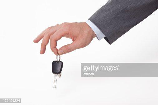 take your car key