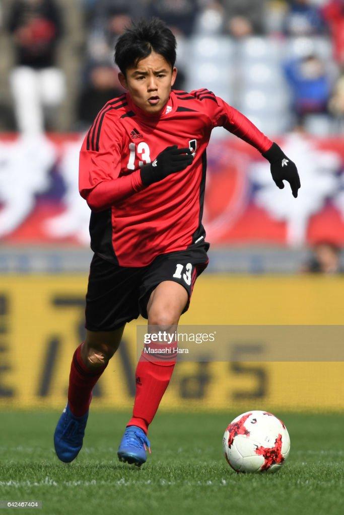 U-18 J.League XI v Japan High School XI - Xerox Super Cup Next Generation Match