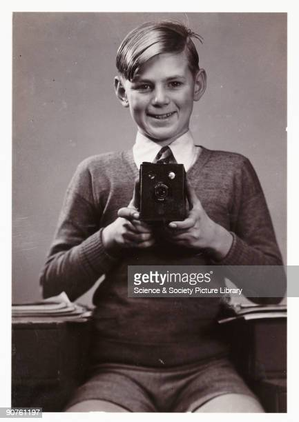 Taken from a collection of photographs equipment and printed material tracing the history of photography assembled by Kodak Limited and acquired from...