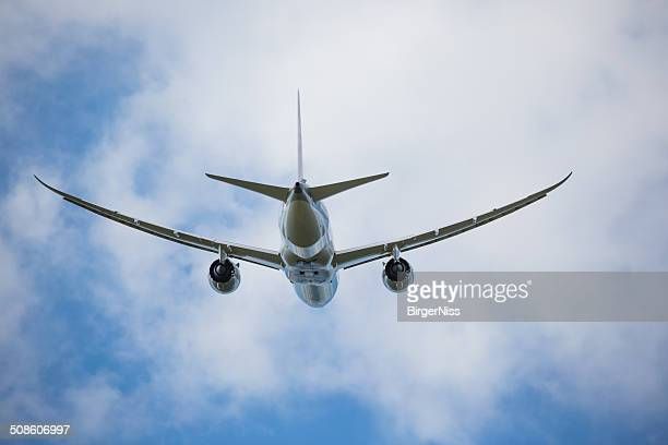 Take-off from Copenhagen Airport