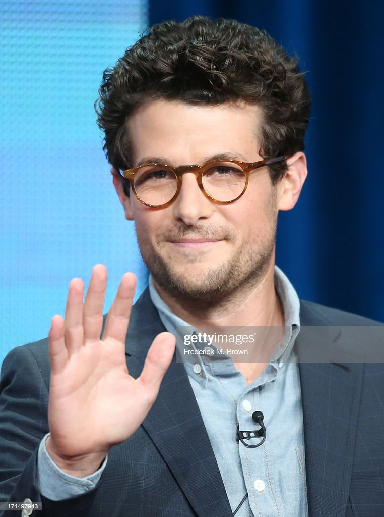 'TakePart Live' co-host Jacob Soboroff speaks onstage during the Pivot TV portion of the 2013 Summer Television Critics Association tour - Day 3 at the Beverly Hilton Hotel on July 26, 2013 in Beverly Hills, California