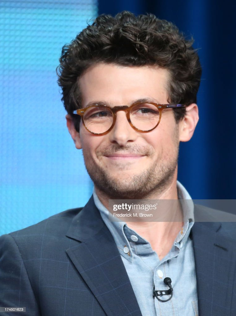 'TakePart Live' co-host Jacob Soboroff speaks onstage during the Pivot TV portion of the 2013 Summer Television Critics Association tour - Day 3 at the Beverly Hilton Hotel on July 26, 2013 in Beverly Hills, California.