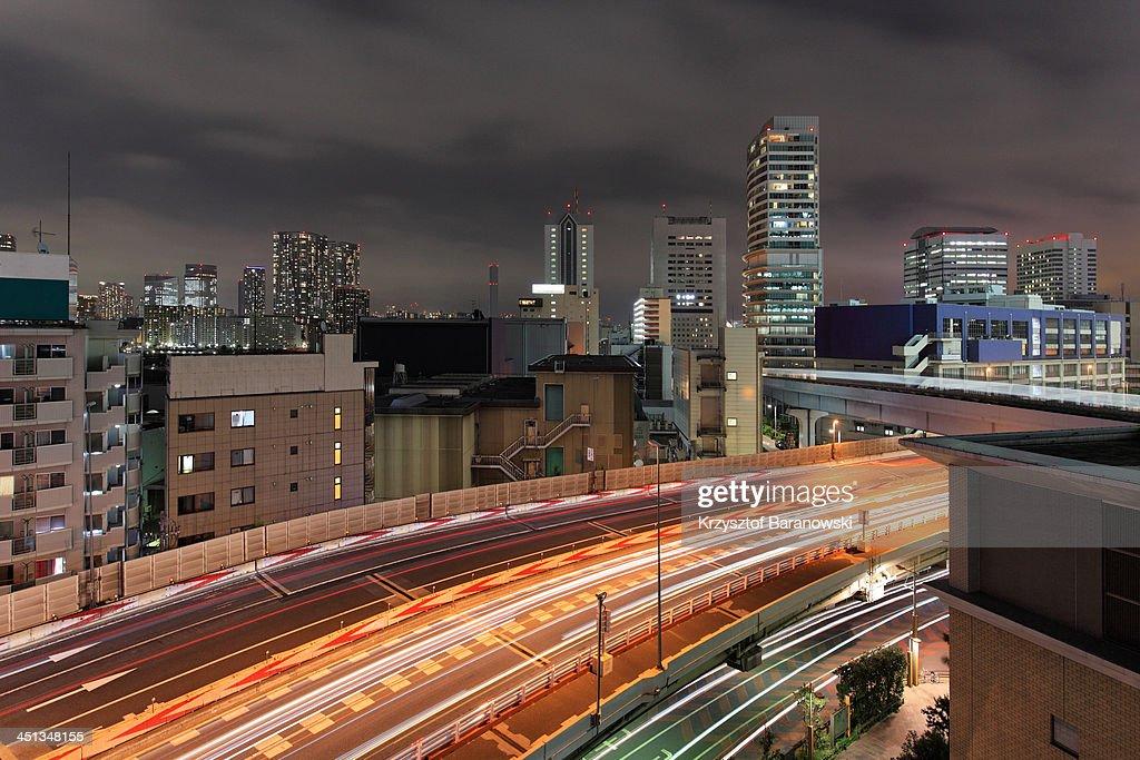 Takeshiba Highways