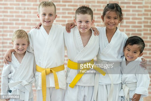 Taking a Karate Class Together