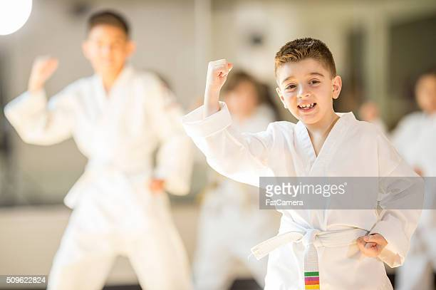 Taking a Self Defense Class