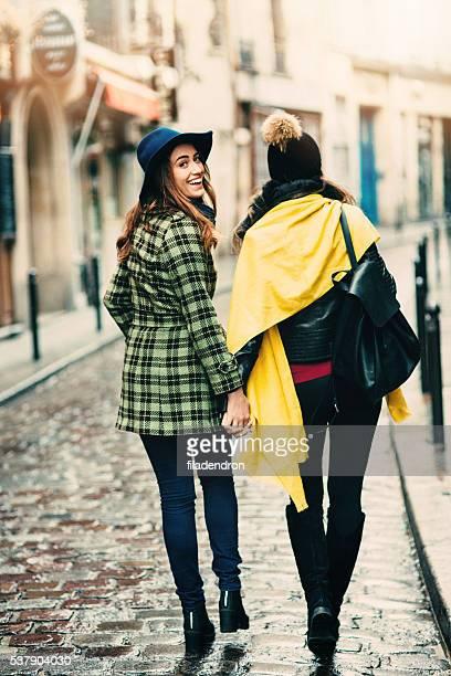 Faire une marche dans Paris
