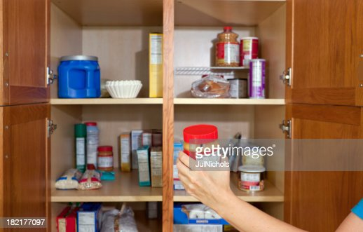 Taking Peanut butter out of the Food Pantry