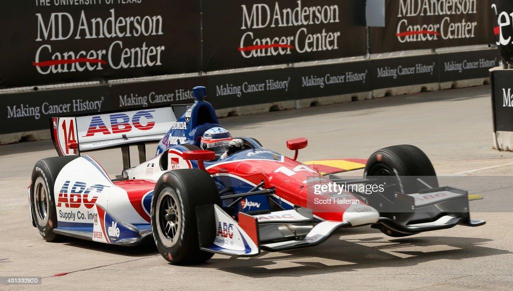 Shell Pennzoil Grand Prix of Houston - Day 1