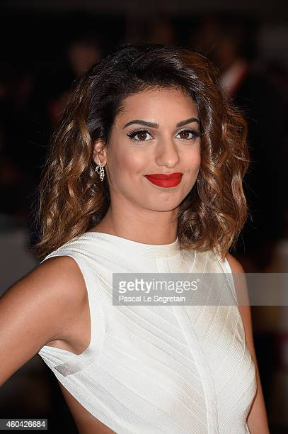 Tal attends the NRJ Music Awards at Palais des Festivals on December 13 2014 in Cannes France