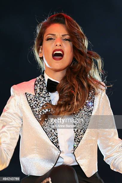 Tal performs during the World Music Awards at Sporting MonteCarlo on May 27 2014 in MonteCarlo Monaco