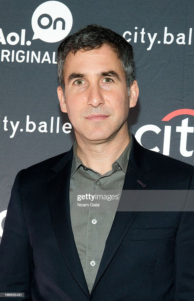 Tal Simantov attends AOL On's 'city.ballet' series premiere at Tribeca Cinemas on November 4, 2013 in New York City.