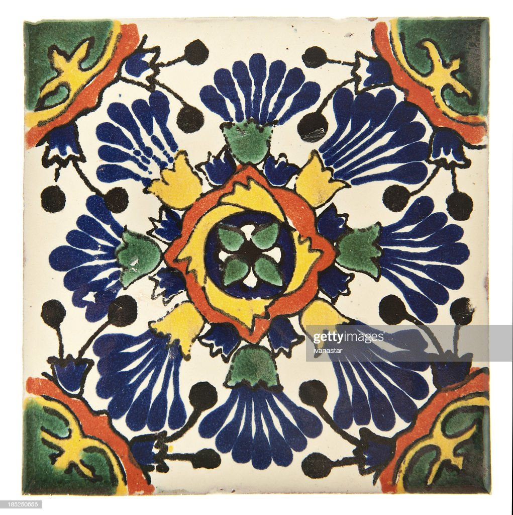 Handcrafted ceramic tiles gallery tile flooring design ideas handcrafted ceramic tiles images tile flooring design ideas talavera handcrafted mexican ceramic tile stock photo getty dailygadgetfo Images