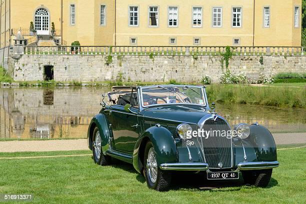 Talbot Lago T150 C Cabriolet