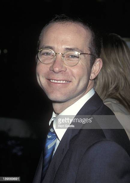 Talent agent Richard Lovett attends 'A Beautiful Mind' Beverly Hills Premiere on December 13 2001 at Academy of Motion Picture Arts and Sciences in...