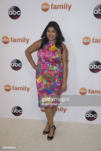 TOUR 2015 Talent executives and showrunners from ABC Family arrived at the Beverly Hills Ballroom of The Beverly Hilton in Beverly Hills at Disney |...