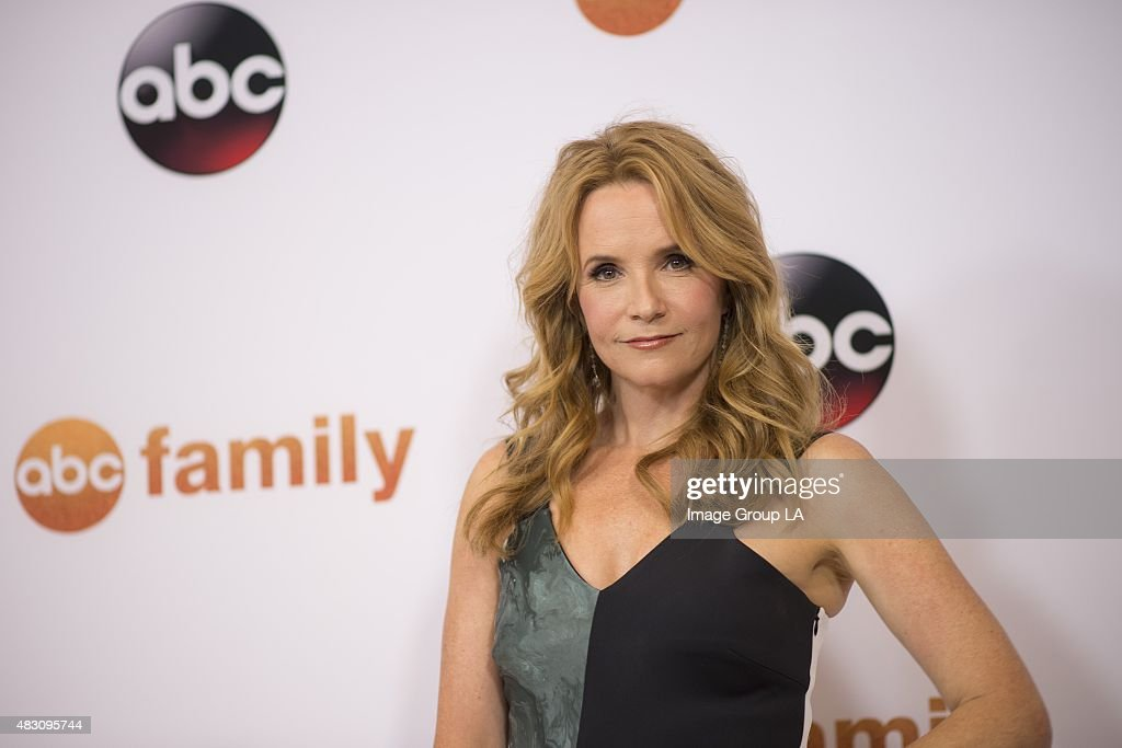 TOUR 2015 - Talent, executives and showrunners from ABC Family arrived at the Beverly Hills Ballroom of The Beverly Hilton in Beverly Hills at Disney | ABC Television Group's All-Star Cocktail Reception and Interview Opportunity.