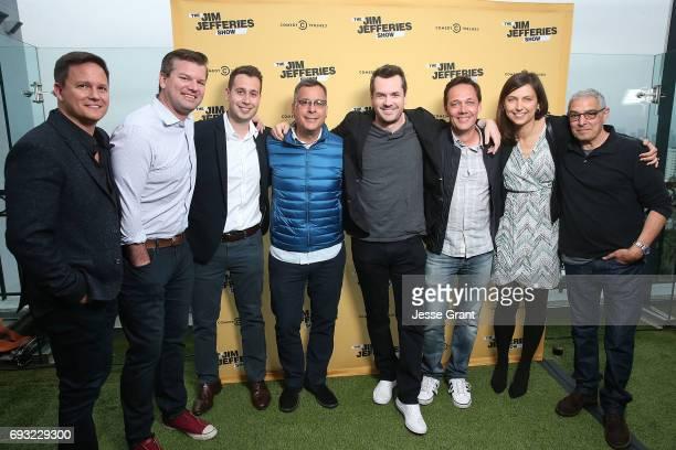 Talent Manager Alex Murray executive producer Scott Zabielski Vice President Talent and Development Comedy Central Adam Londy President Comedy...